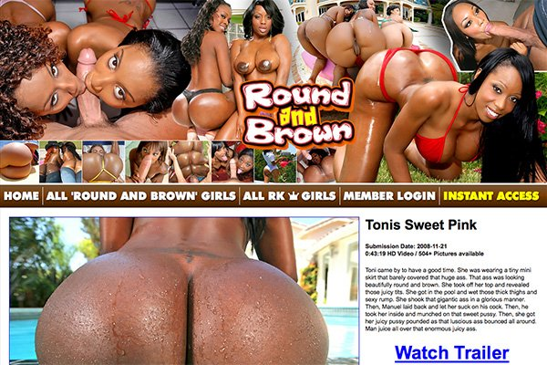 Round and brown hd