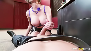 Dominated by the boss lady