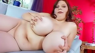 Chubby brunette whore needs hot sex