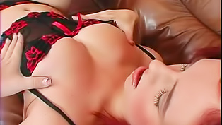 Anal attack on a redheaded cutie