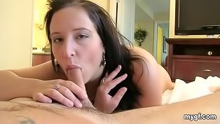 Amateur pussy pounding in HD