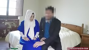 Arab chick is getting fucked hard
