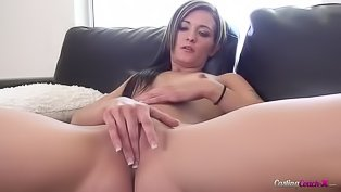 Hottie named Lia riding a big dick