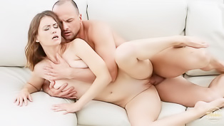 Wild anal ride before breakfast