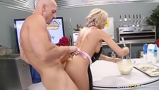 Awesome producer is getting drilled wild