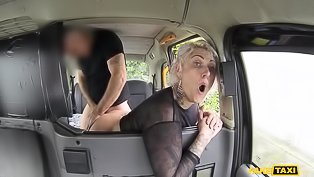 Fake Taxi fuck with a horny blonde