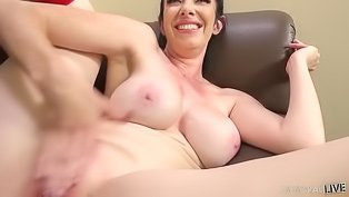 Real MILF with real needs